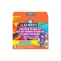 Elmer's Opaque Color Slime Kit