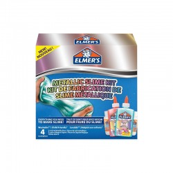 Elmer's Metallic Slime Kit