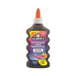 Elmer's Glitter Glue Black...